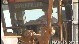 Motor Grader Heavy Equipment Training Video Profile
