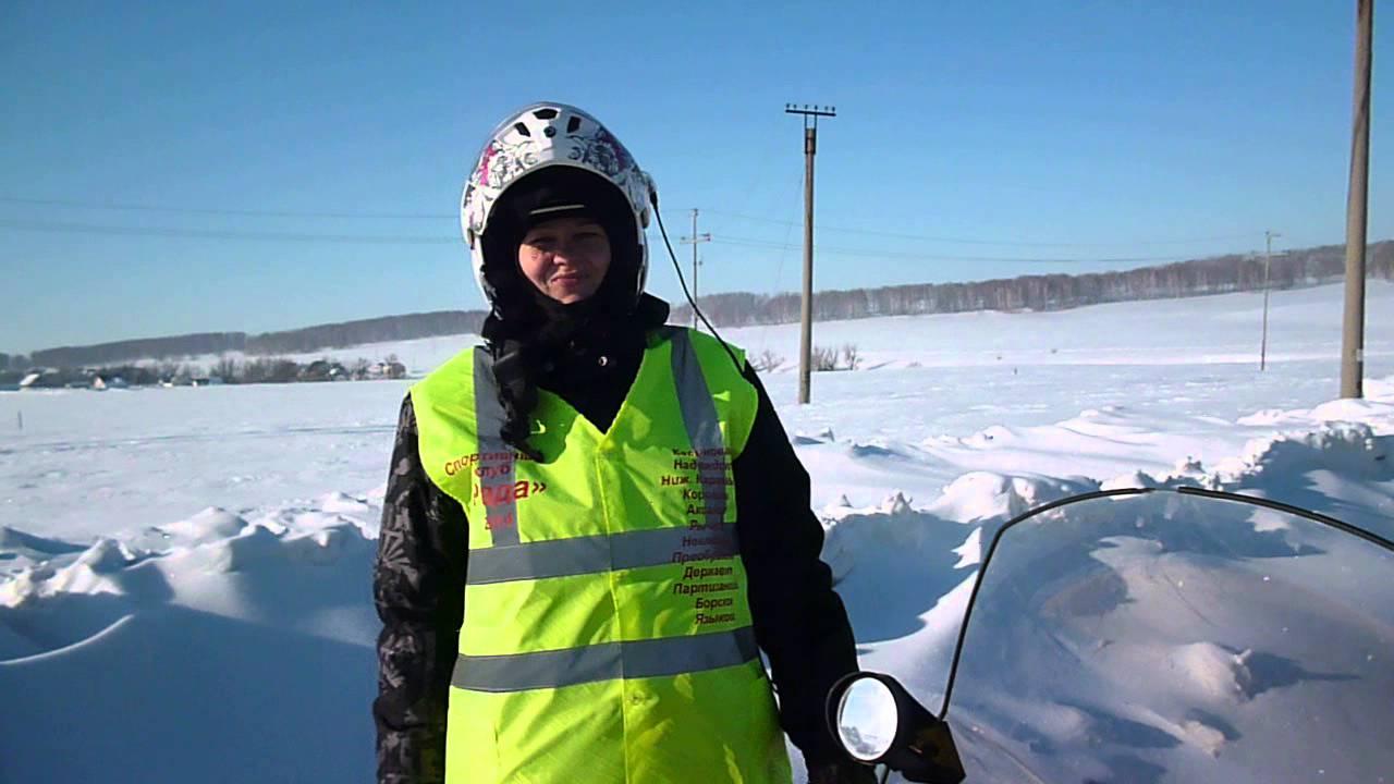 Тест снегохода Arctic Cat BearCat 570 xt - YouTube