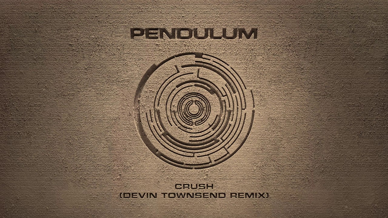 Pendulum Crush Devin Townsend Remix Youtube