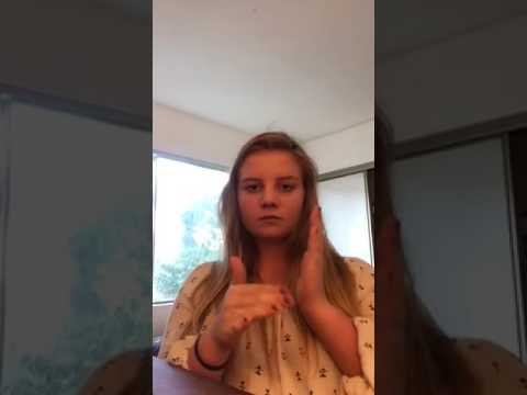 allie james asl what comes in 3 - youtube