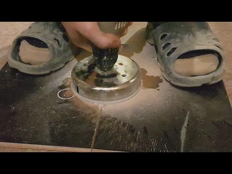 Тест китайских коронок с алмазным напылением сверление кафельной плитки