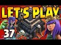 Gambar cover LUCKY 7s AIR MASTERY Let's Play Th9 ep37 | Clash of Clans