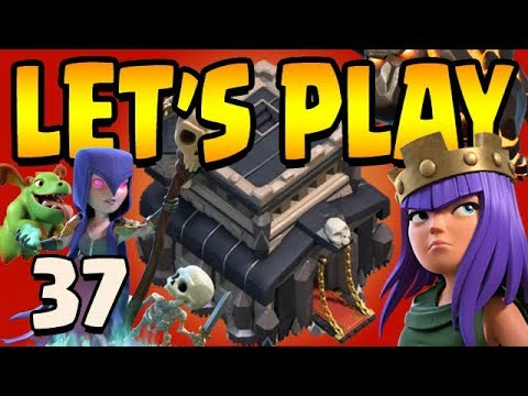 LUCKY 7s AIR MASTERY Let's Play Th9 ep37 | Clash of Clans