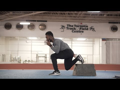 Track and Field Plyometrics/Power Training