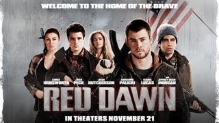 RED DAWN - Adrianne Palicki and Josh Peck