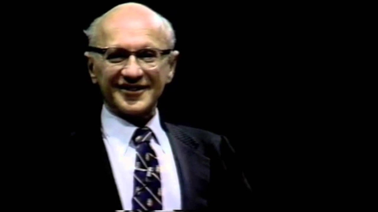milton friedman Republican economists love milton friedman but some of them are finding a  strange way to show it they're taking the most important.