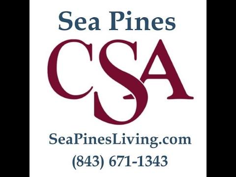 Sea Pines CSA Educational Forum Series- Finance Committee
