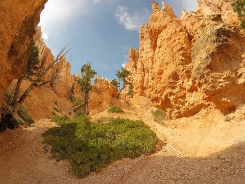 Bryce Canyon - Sunrise Point to Sunset Point trail