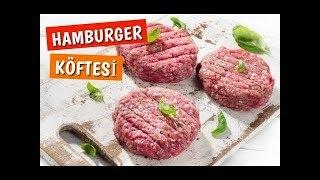 Hamburger Köftesi Nasıl Yapılır