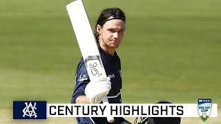 Handscomb clobbers Redbacks for terrific ton | Marsh One-Day Cup 2020-21