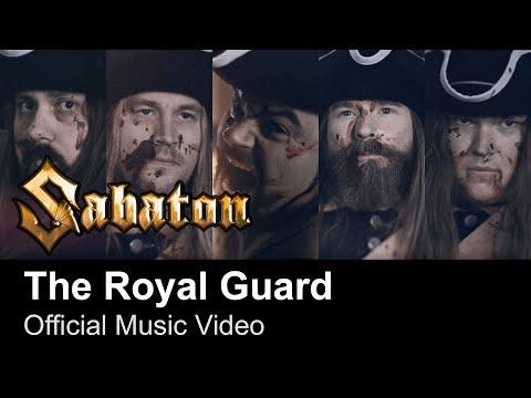 SABATON lanza nuevo vídeo musical de «The Royal Guard»