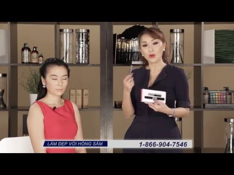 HONG SAM TALK SHOW™/Lam Dep Voi Hong Sam™ with Ms Vietnam International 2014: Kamy Nguyen - D'VINE