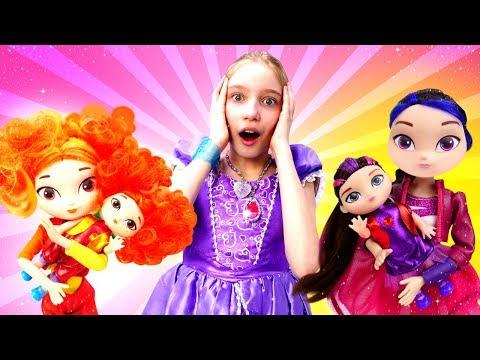 Принцесса Софии Прекрасная - Как Волшебницы Патруль стали маленькими