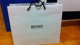 UNBOXING HUGO BOSS Business Shirt