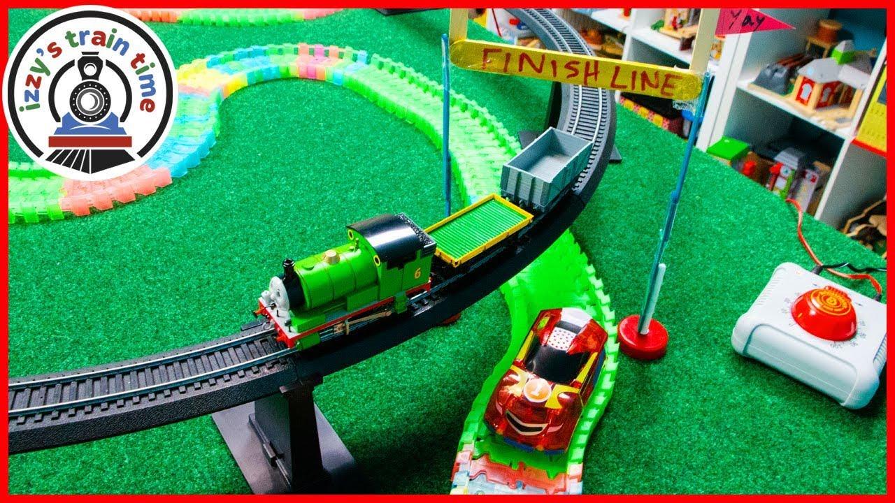 Cars For Kids Bachmann Vs Magic Tracks Thomas And Friends Pretend