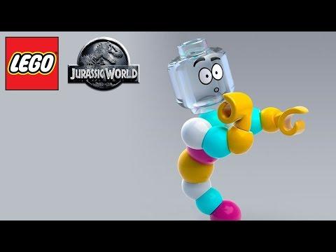LEGO Jurassic World MR DNA Unlocked Gameplay lego jurassic world how to unlock mr dna