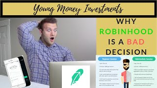 Why You Lose Money With Robinhood I What I Wish I Knew Sooner