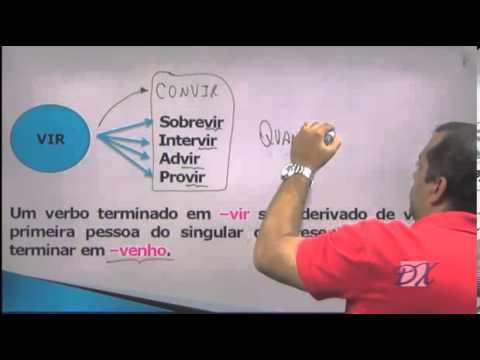 Raio-x FCC vol.2 VERBOS
