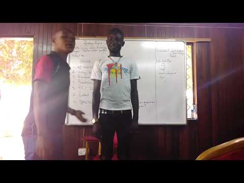 Rainbow English Club/Accra-Ghana