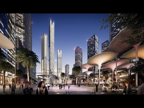 Egypt's Future Mega Project (2018 2030) - New Capital City Bigger Than NYC & Paris