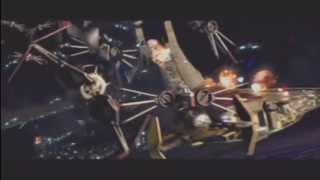 Star Wars Battlefront 2 Campaign Mission #2 : Coruscant Space battle