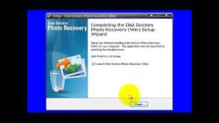 Photo Recovery Software Installation - Disk Doctors