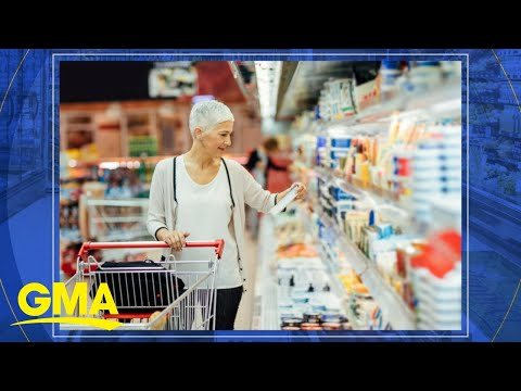 Tricks to navigate the supermarket when stocking up on groceries l GMA
