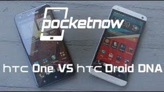 видео HTC One vs HTC One X+(plus)