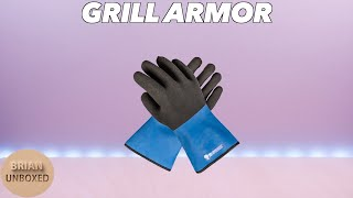 Grill Armor Oven Latex Gloves - Best kitchen and grilling gloves!