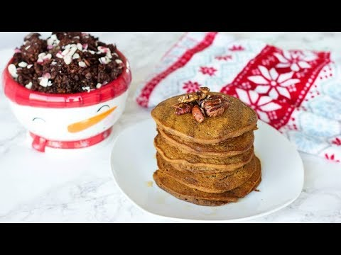 HEALTHY BREAKFAST IDEAS FOR THE HOLIDAYS! EASY HEALTHY HOLIDAY RECIPES!