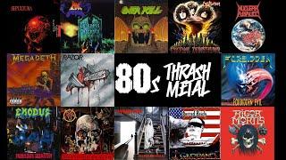 80s Thrash Metal Mix Pt 2