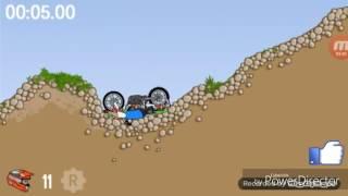 Testando jogo de motocross
