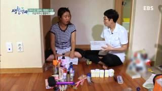 부모(생활백과) - 자투리 공간 살리는 재활용 수납법_#003