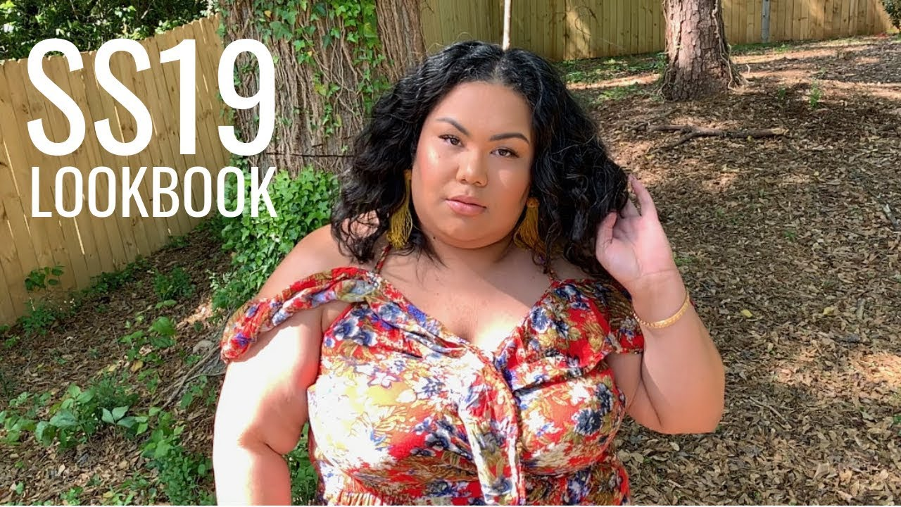 [VIDEO] - SS19 Lookbook   Plus Size   Spring Summer 2019 1