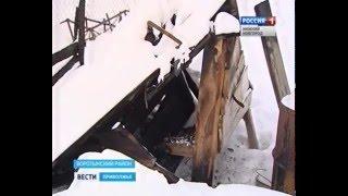Погорельцы из села Каменка Воротынского района просят о помощи