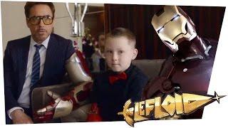 Der geilste Ironman-Move ever! Und warum Minecraft verboten werden muss..