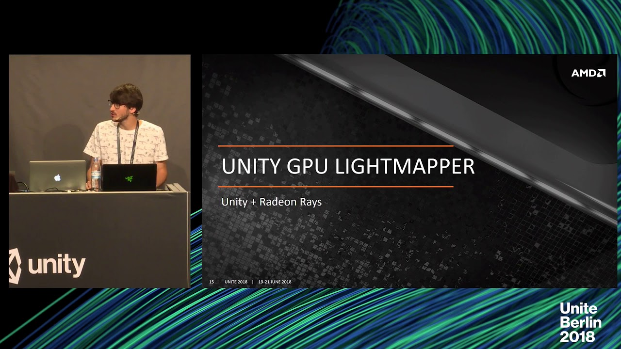 Unite Berlin 2018 - Real-Time Ray Tracing Techniques