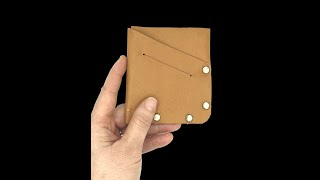 The leather creditcard holder Judd