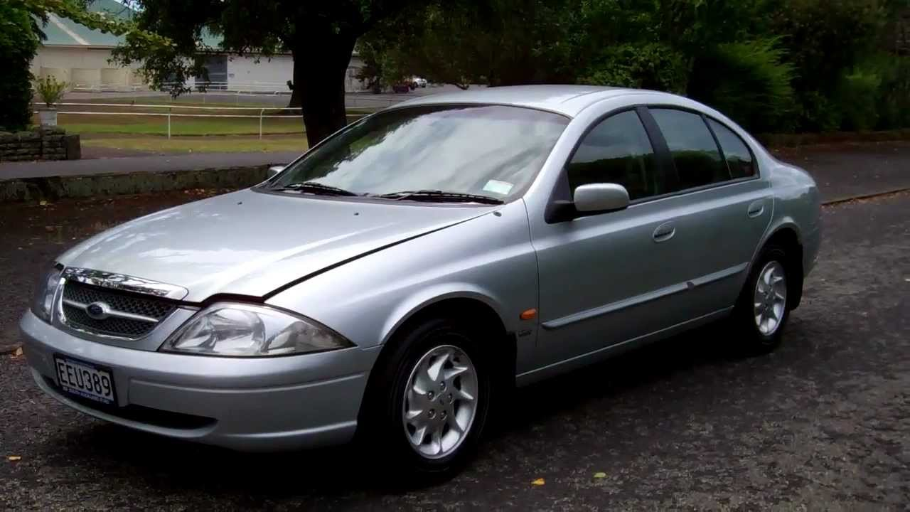 1999 Ford Falcon Fairmont 1 RESERVE Cash4CarsCash4Cars