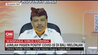 Jumlah Pasien Positif Covid-19 di Bali Melonjak