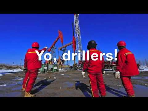 Shale Oil Drilling Song