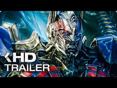 TRANSFORMERS 5 Trailer 2 German Deutsch (2017)