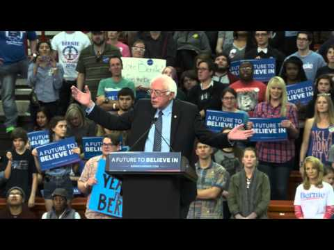Release the Transcripts | Bernie Sanders