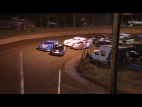 Winder Barrow Speedway Limited Late Model  Race 7/30/16