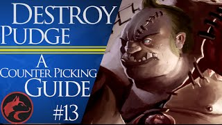 How Counter Pick Pudge