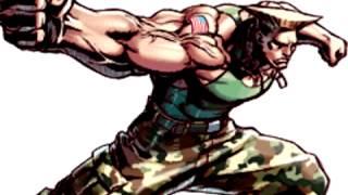 Super Street Fighter II Turbo: Revival - Guile