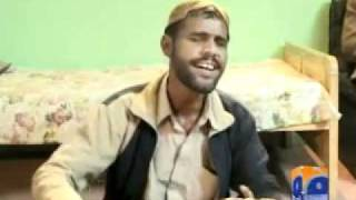 Pakistani Blind Singer having a great voice and talent