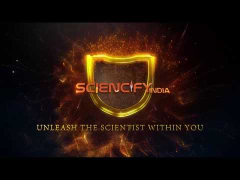 VEDA PUNE | The Sciencify India Event 2018