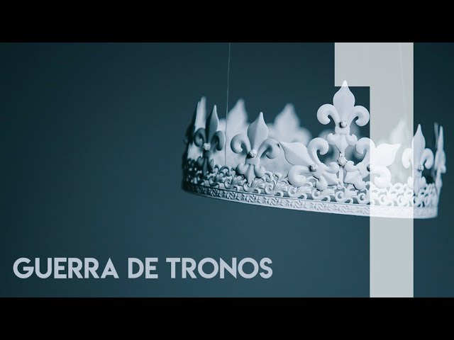 GUERRA DE TRONOS - 1 de 4 - O rei Mamon