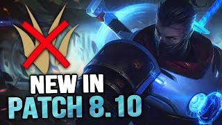 New in Patch 8.10 - WELCOME TO THE JUNGLE (League of Legends) thumbnail